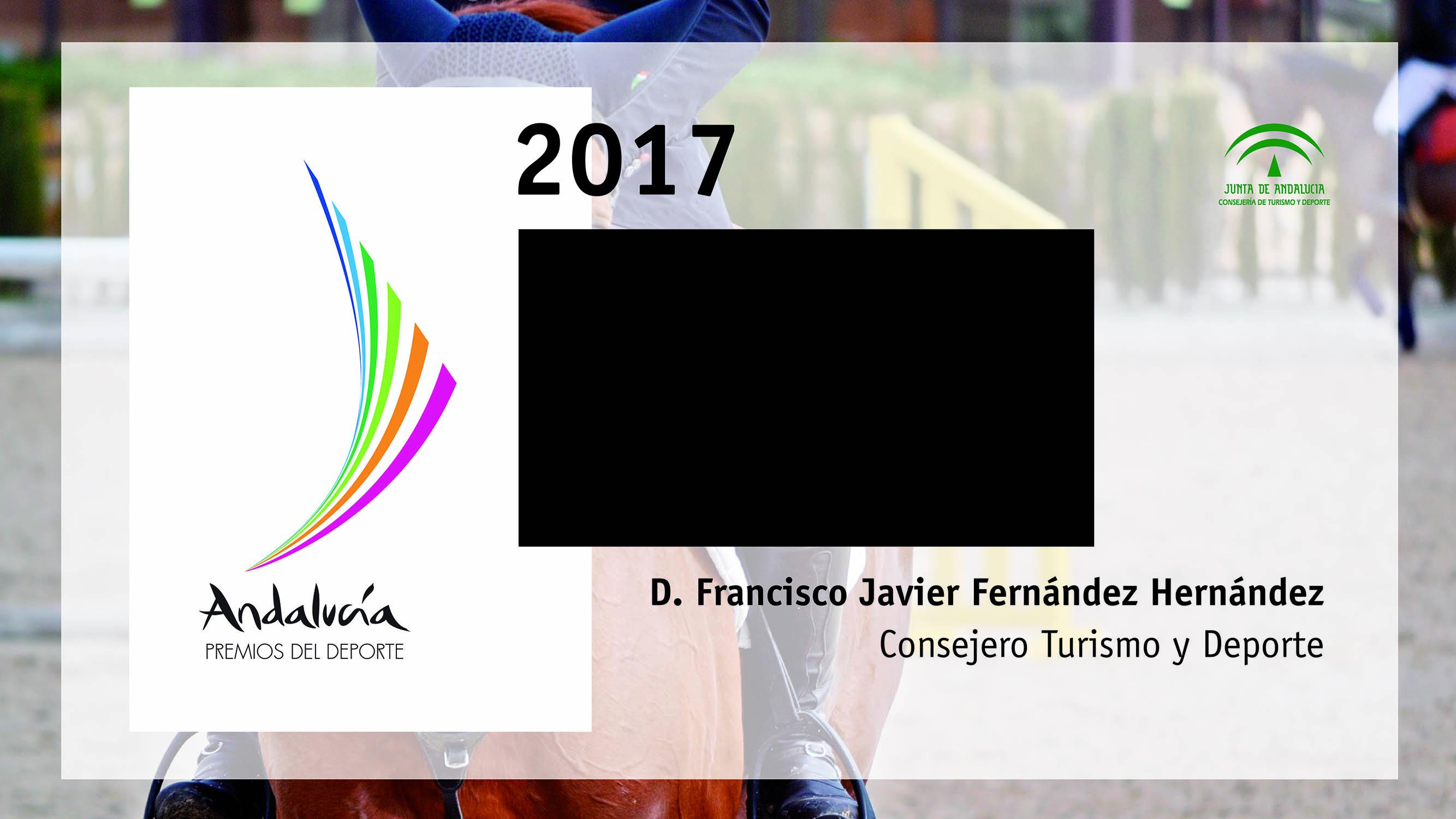 Premios Andalucía Deporte 2017
