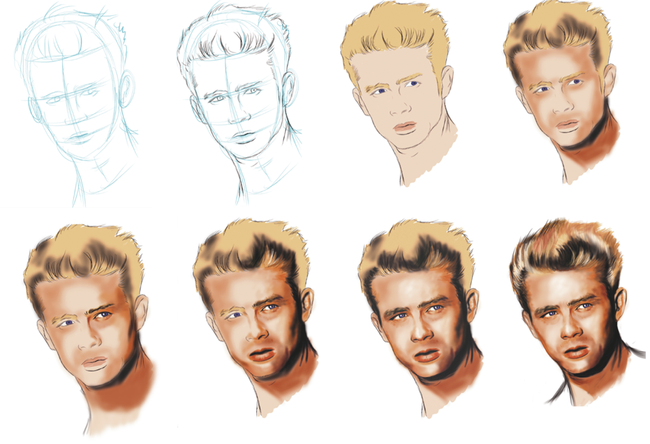 ilustraciones personajes