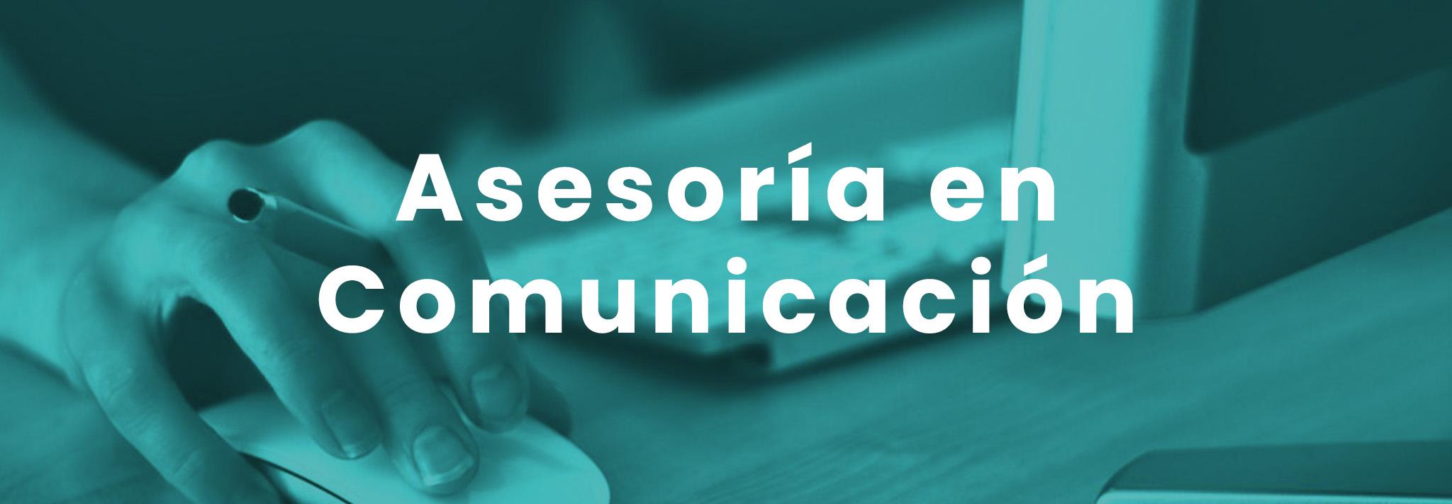 Asesoría en Comunicación